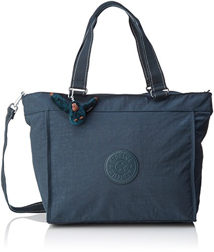 Kipling - New Shopper L, Borse Tote Donna Verde (Deep Emerald C)
