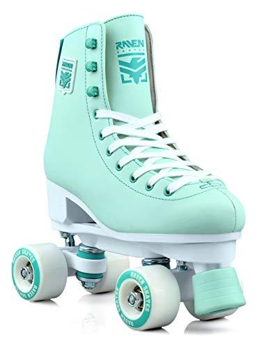 Raven Rollschuhe Roller Skates Elle Mint (39(24,5cm))