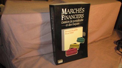 Marchés financiers : gestion de portefeuilles par Jacquillat