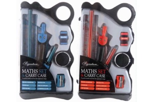 Mathematik Set & Carry Fall Back to School – 1 Pack