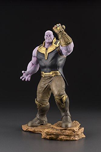 Kotobukiya Marvel Avengers: Infinity War Thanos ArtFx+ Estatua