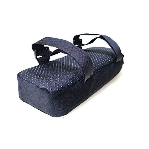 Stuhl Armlehne Pads Und Memory Foam Ellenbogen Kissen Für Unterarm Druckentlastung, Universal Stuhl Arm Abdeckung, 2 Stück Set -