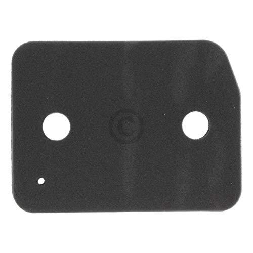 Preisvergleich Produktbild Schaumfilter für Wärmetauscher Kondenstrockner 207 x 155 x 28 mm Miele 9164761