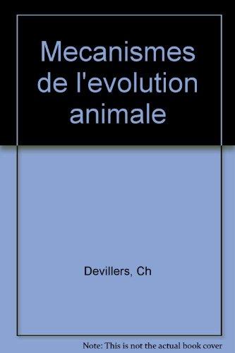 Devillers,mécanismes evol.animale 120696