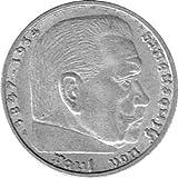 5 Reichsmark Deutschland, 1937 A,