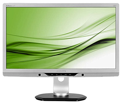 Philips 221P3LPYES 54,6 1 cm (21,5 Zoll) LED-Monitor (USB, 5ms Reaktionszeit) silber -