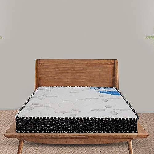 Comforto Duplex | Firm and Soft Dual Comfort Reversible Foam Mattress (72 x 30 x 4 Inches)