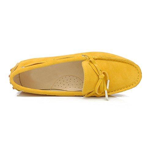 Minitoo , Ballet femme Jaune - jaune