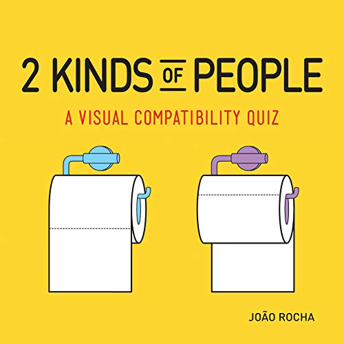 2 Kinds of People: A Visual Compatibility Quiz (English Edition)