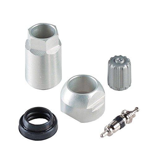 1x TPMS Kit, TPMS riparazione kit S01 per Schrader GenAlpha HofmannPowerWeight | TPMS sensor kit di riparazione valvola