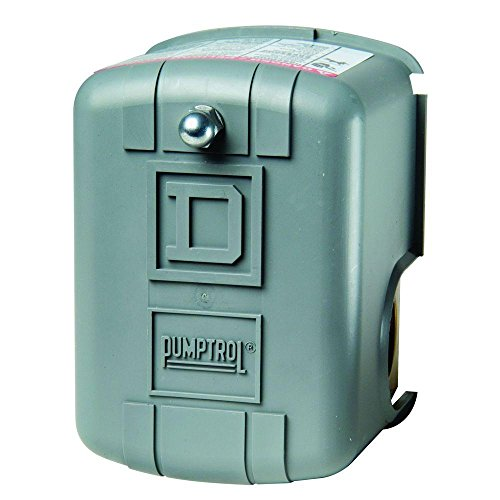square d by schneider electric fsg2j21cp 30 50 psi pumptrol water pressure switch, grey cover  viair corporation walmart canada