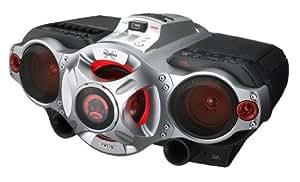 Sony CFD-RG 880CP - Ghettoblaster - Sony XPLOD Portable AM/FM Radio CD/USB/MP3/Cassette Player