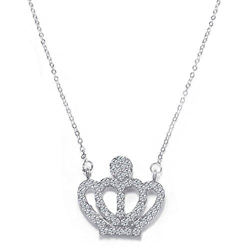 royal-crown-pendant-with-swarovski-round-cz-crystal-elements-by-overstock-jewelry