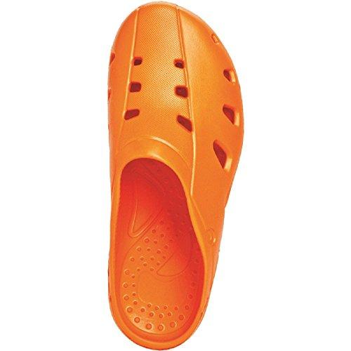 Krexus Unisex Scarpe Da Bagno Ciabatte Da Bagno Ciabatte Da Nuoto Zaragoza Gr 34-45 Eu Arancione