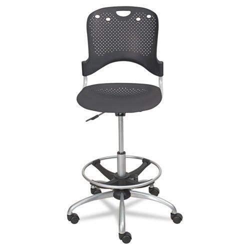 Balt Möbel (Balt Circulation Hocker, höhenverstellbar, 1 Karton 1-Carton schwarz)
