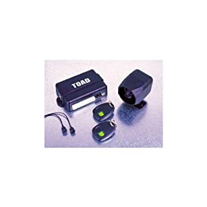 Toad A101CL car alarm system with central locking.