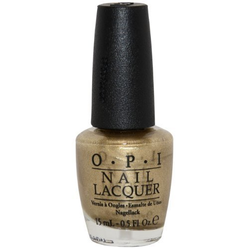 OPI Nail Lacquer, # NL Z19 Glitzerland, 0.5 Ounce by OPI