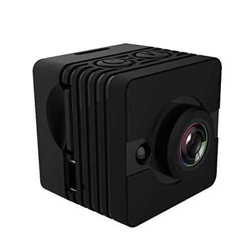 Carrfan Quelima SQ12 Caméra cachée caméra de Vision Nocturne caméra Mini HD Voiture DVR enregistreur Sport DV