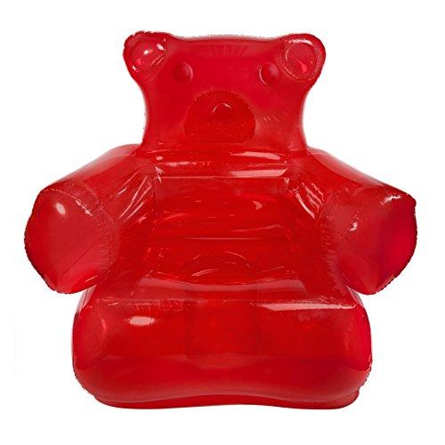Thumbs Up INFGUMCHR - Aufblasbarer Sessel Gummibär