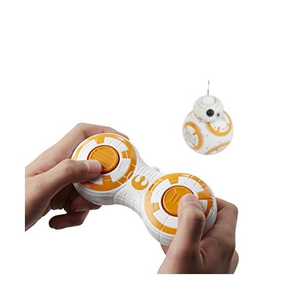 Star Wars - Figura de acción BB8 con Control Remoto (Hasbro B3926EU4) 6