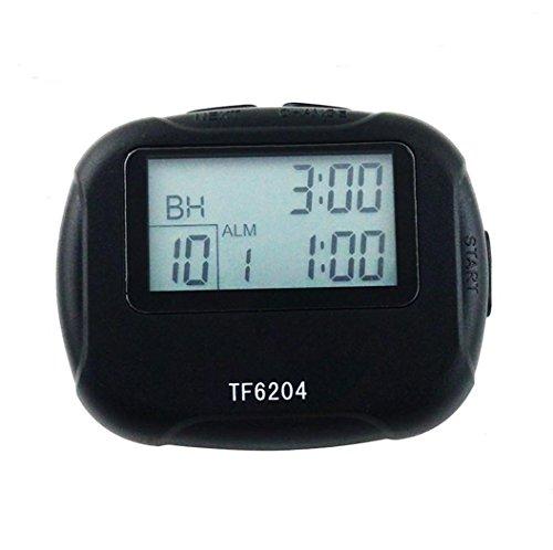 EgoEra® Elektronische Intervall Timer/Fitness Timer/Stoppuhr/Countdown for Sport Yoga