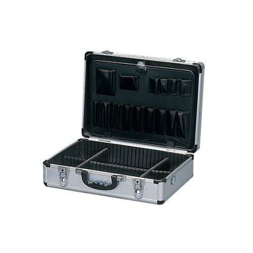 Aluminum Traveling Carrier Case, AM-15 by Trusco