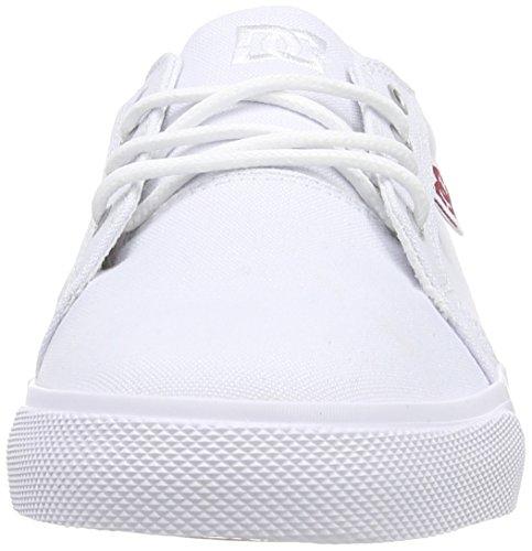 Dc - Council Tx Se J Shoe Wht, Sneakers da donna Bianco