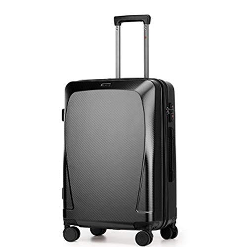 LJSHU Zipper Trolley Case