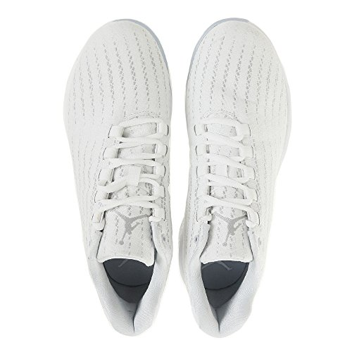 Nike Jordan B. Fly Scarpe Sportive Scarpe da Basket per uomo Weiß (White/Pure Platinum/Wolf Grey)