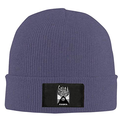 c72aff426faaf5 ARTOPB Fashion Funny 2019 Warm Winter Beanie Unisex Beanie Hat Gojira Knit  Hat