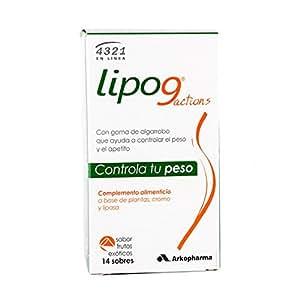 Arkopharma Lipo 9 Actions Supplément alimentaire 14 sachets Promo