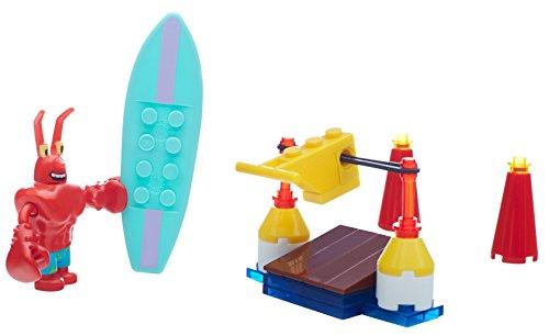 MEGA BLOKS SpongeBob Minizestaw, Wacky [KLOCKI]