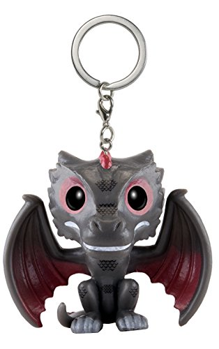 Price comparison product image Game of Thrones FUNKO POP! KEYCHAIN Drogon