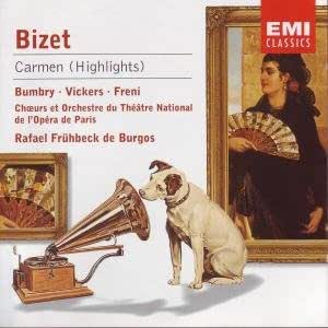 Bizet: Carmen (Excerpts) [Import allemand]