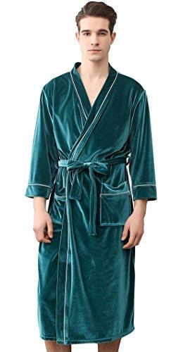 SUIMO - Kimono Albornoz Mujer Hombre Baño Ducha Manga