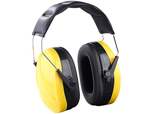 AGT Lärmschutz: Universal-Kapsel-Gehörschutz für Lärmpegel bis 98 dB, EN 352-1 (Ohrschutz)
