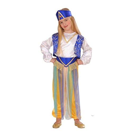 Children's Arab Princess Child Costume for Alladin Fairytale Fancy (Kostüme Alladin)