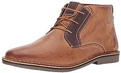 Steve Madden Herrin Chukka Boot Tan Leather 11.5 D(M) US