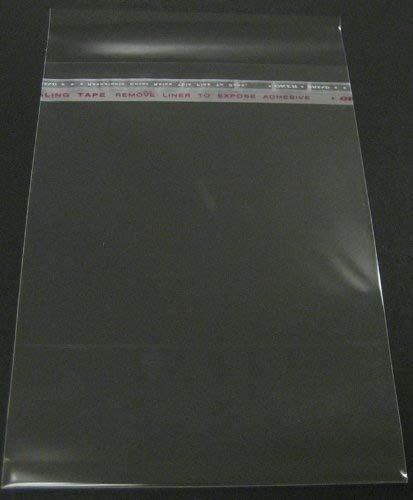 Preisvergleich Produktbild Golden State Art,  11 3 / 8x14 1 / 8 Crystal Clear Bag for 11x14 mat mattes by Golden State Art