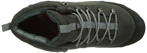 Merrell Cham Arc 2 Rival Wtpf, Chaussures de randonnée tige haute femme Multicolore (Grey/Lilac)