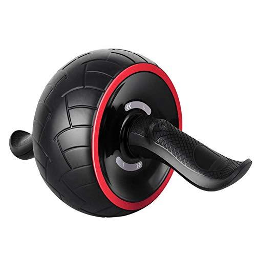 Bauchmuskel-Trainingsrolle, Body Fitness Krafttraining Maschine AB Roller Wheel Gym Fitness (20 Roulette-rad)