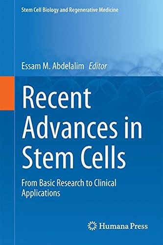 Recent Advances in Stem Cells Cover Image