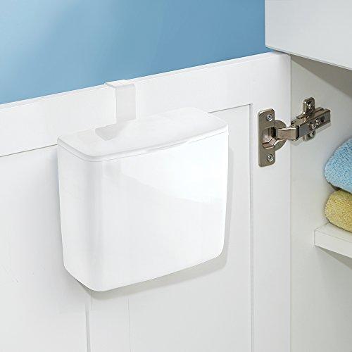 mDesign portatamponi – accessorio bagno senza montaggio ...
