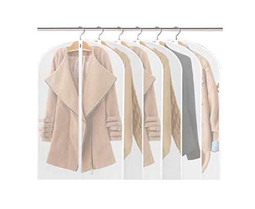 Fundas ropa,Fundas Ropa PEVA Transparente Impermeable
