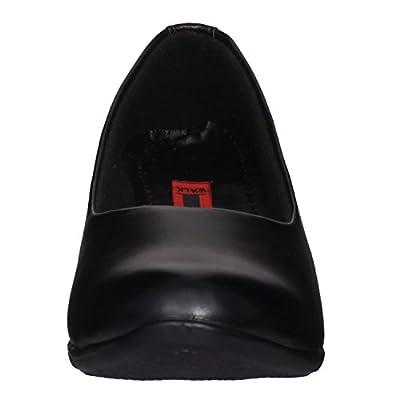 1 WALK Comfortable Women-Belly/Fancy WEAR/Party WEAR/Original/Casual Footwear-@Black
