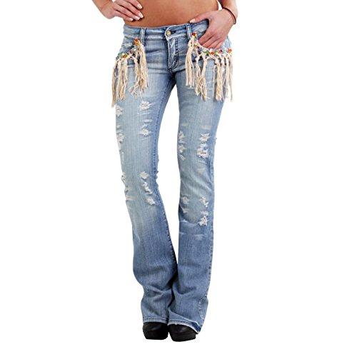 MET -  Jeans  - Donna blu W27
