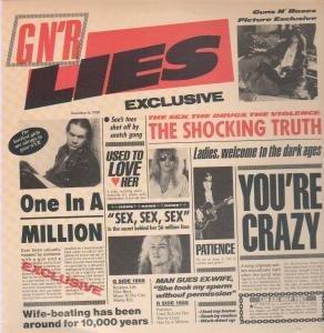 LIES LP US GEFFEN 1988