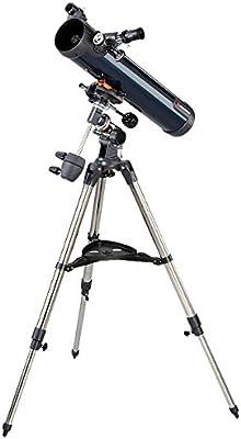 Celestron AstroMaster 76EQ - Telescopio (66,04 cm, 8,16 kg, Acero)