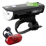 Fahrrad-Beleuchtungskit Cateye GVolt 20 Verschiedene Optionen alle mit STVO Zulassung, (Cateye GVolt 20, Rücklicht Omni 3G)