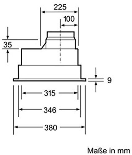 Siemens LB54564 iQ637 Dunstabzugshaube -
